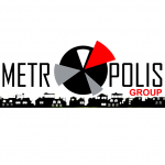 Logotipo de Metropolis Group