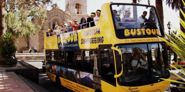 Foto Bustour Arequipa