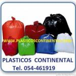 Logotipo de Plásticos Continental SAC