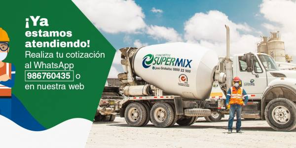 Concretos Supermix